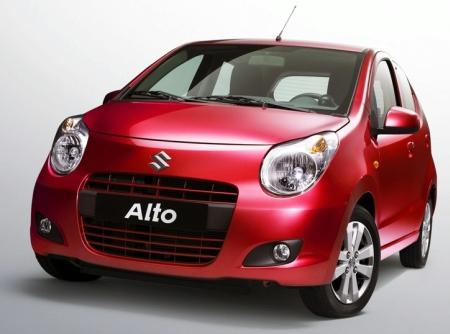 Suzuki Alto, auto convaincante