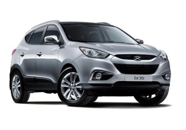 Souvent Hyundai ix35, le confort poussé à l'extrême… QB66