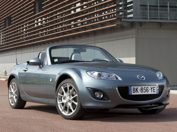 mazda mx 5 nekki une s rie limit e. Black Bedroom Furniture Sets. Home Design Ideas