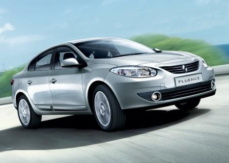 La Renault Fluence cherche à être influente
