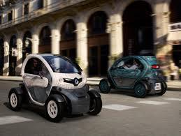 Twizy, la nouvelle voiture électrique de Renault