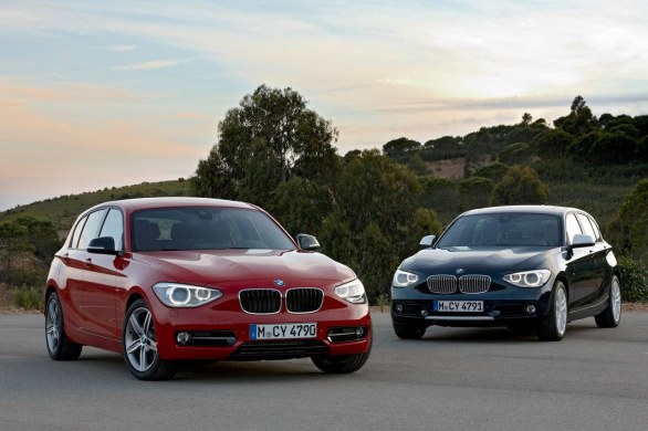 Léger lifting pour la BMW Série 1