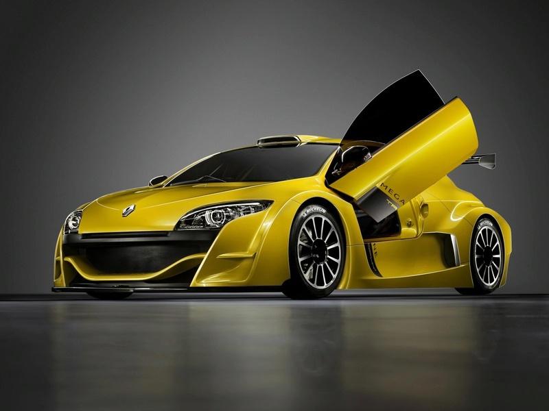 Renault Mégane RS Trophy, la course à la sportivité