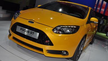 Focus ST, une nouvelle sportive chez Ford