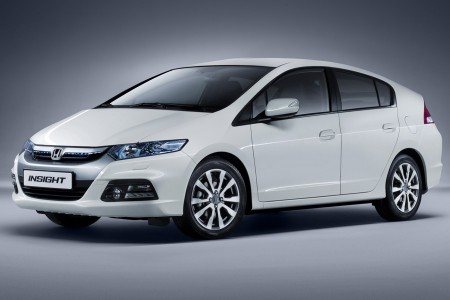 Honda Insight, une hybride plus propre