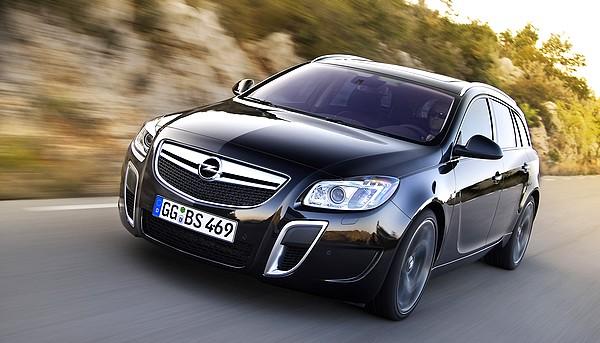 Insignia OPC, le haut de gamme d'Opel