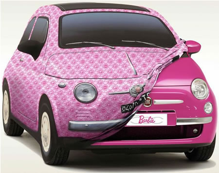 Fiat 500, source d'inspiration