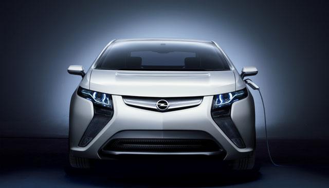 Opel s'ouvre le marché de l'électrique avec l'Ampera