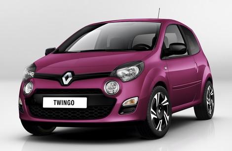 Renault twingo restylée, du vrai changement?