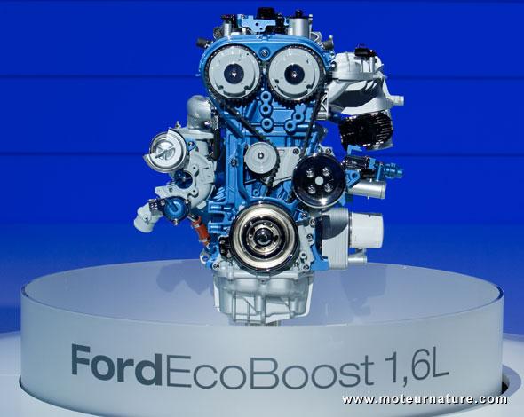 Ford, la nouvelle génération de la motorisation ecoBoost