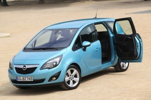 opel meriva. Black Bedroom Furniture Sets. Home Design Ideas