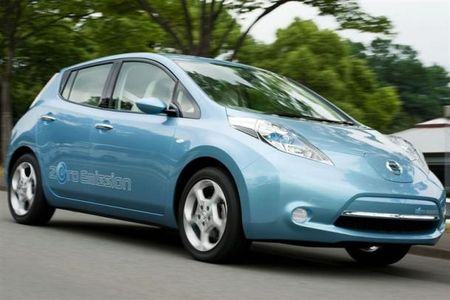 Nissan leaf, une démonstration nationale qui se prolonge