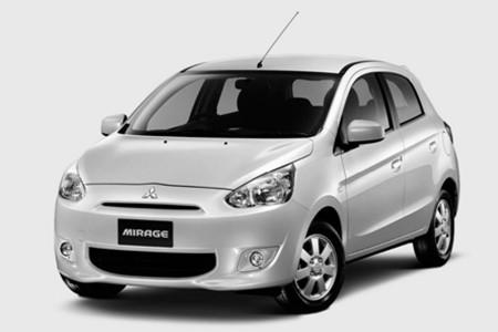 mitsubishi mirage, la voiture universelle