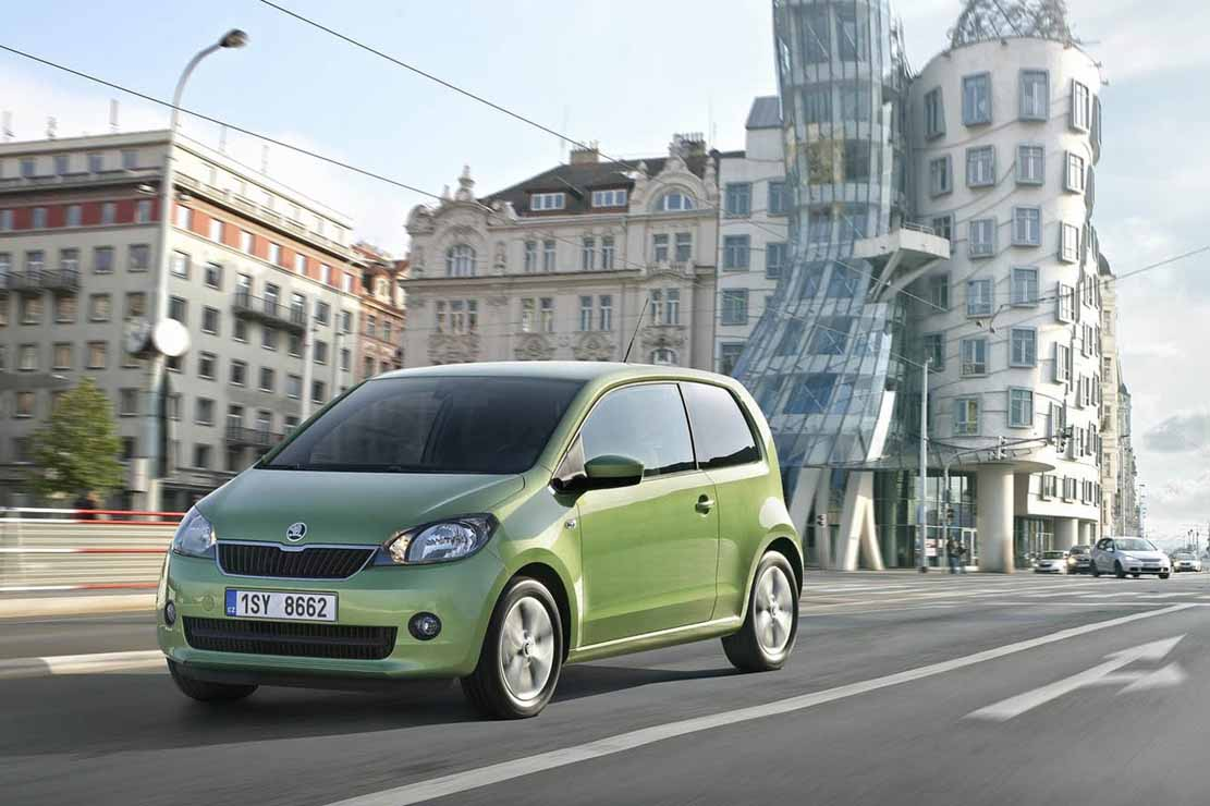skoda citigo jackpot voiture pour le constructeur su dois. Black Bedroom Furniture Sets. Home Design Ideas
