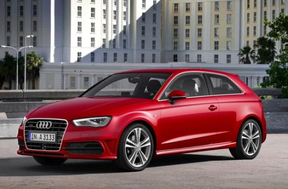 Audi A3 nouvelle génération
