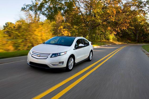 Chevrolet prévoit plus d'autonomie pour sa Volt