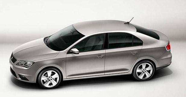 Seat Toledo : une quatrième version pour 2013