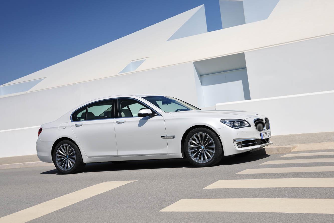 Série 7 : BMW sort une sixième génération de la voiture