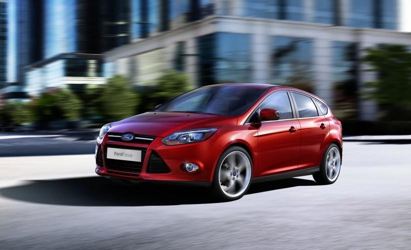 Ford Focus : voiture la plus vendue en 2012