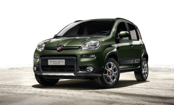 Troisième génération de la Fiat Panda 4×4