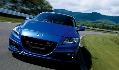 Honda CR-Z : une édition limitée pour le Japon