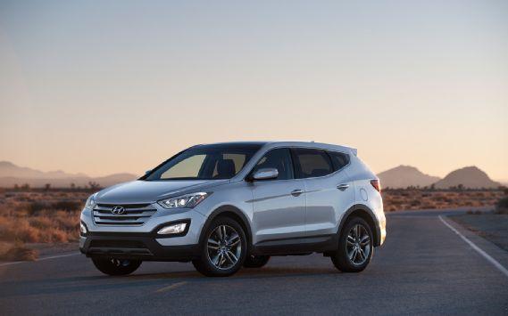 Hyundai Santa Fe 3, un SUV qui grimpe