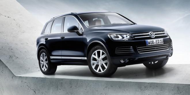 Edition X : nouvelle version du Volkswagen Touareg