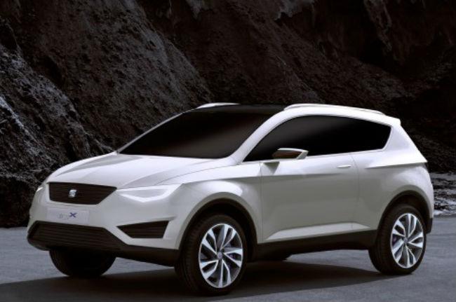 Seat annonce la sortie d'un SUV pour 2015