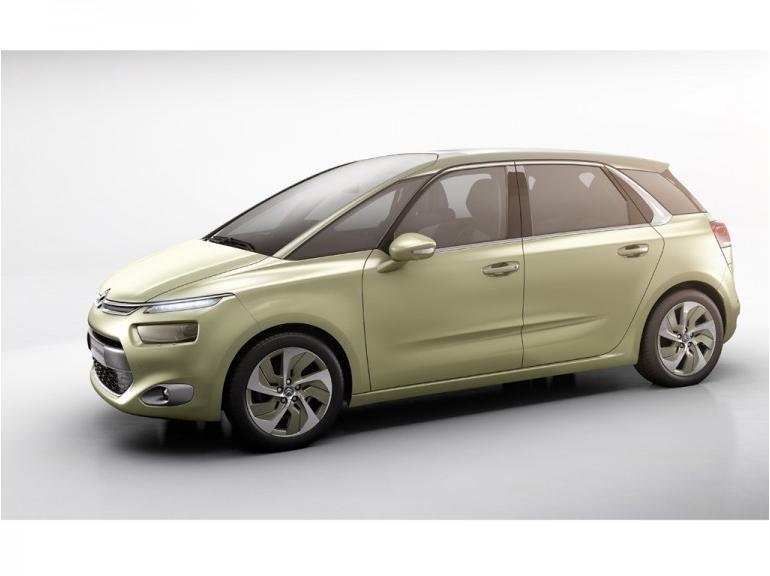 Le Citroën C4 Picasso se renouvelle