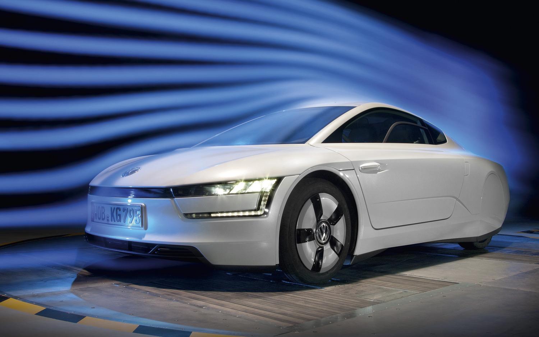 Volkswagen XL1 : moins de 1 litre aux 100 !