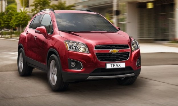 le chevrolet trax commercialis en france en mai 2013. Black Bedroom Furniture Sets. Home Design Ideas