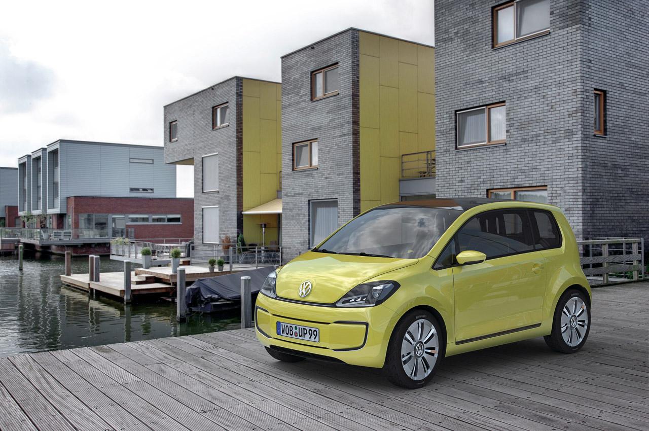e-Up! : une version électrique de la petite auto Volkswagen