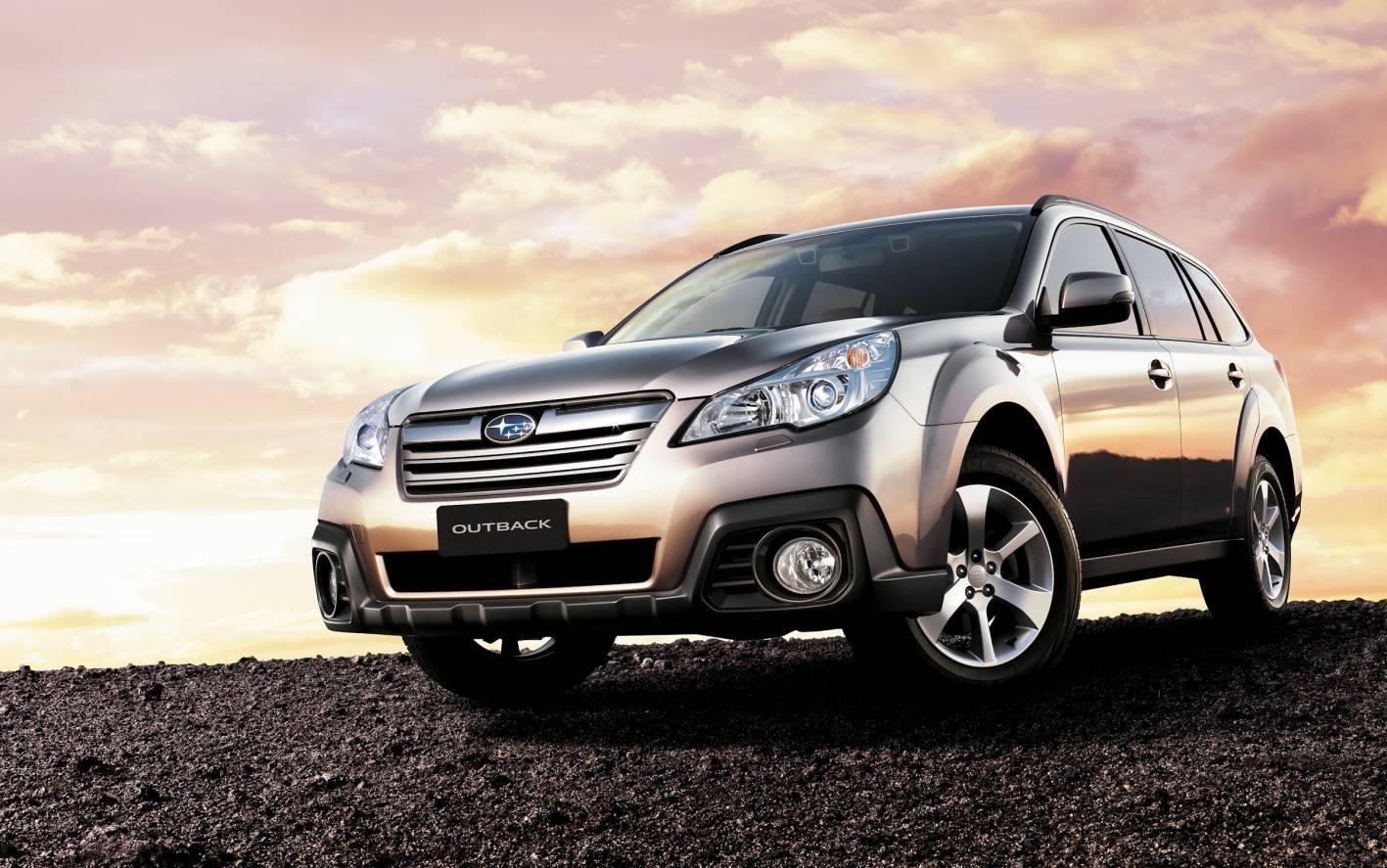 Une nouvelle version du Subaru Outback à découvrir ce printemps