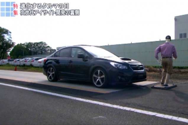 La Subaru WRX sortira en 2014
