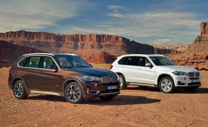 Plus de confort pour le nouveau BMW X5