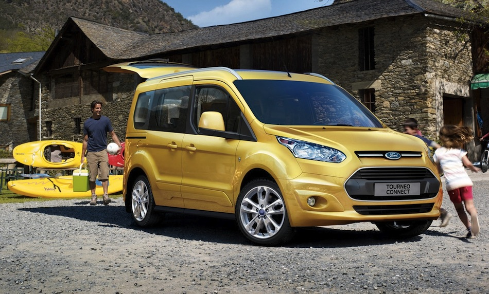Ford relance son Tourneo avec une version Connect