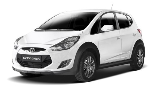 Hyundai ix20 Cross : version baroudeuse