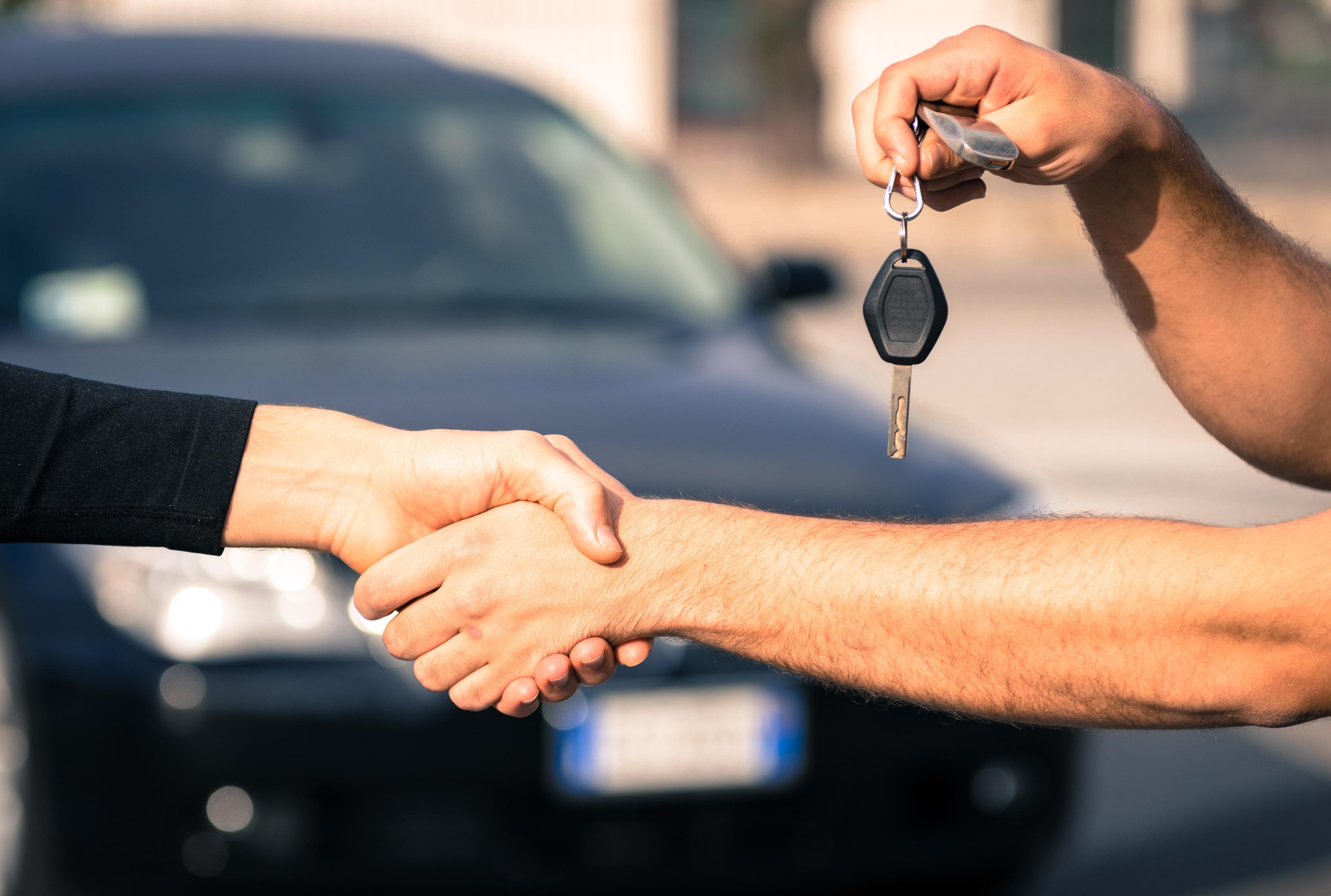 Confiez votre vieille voiture à des professionnels