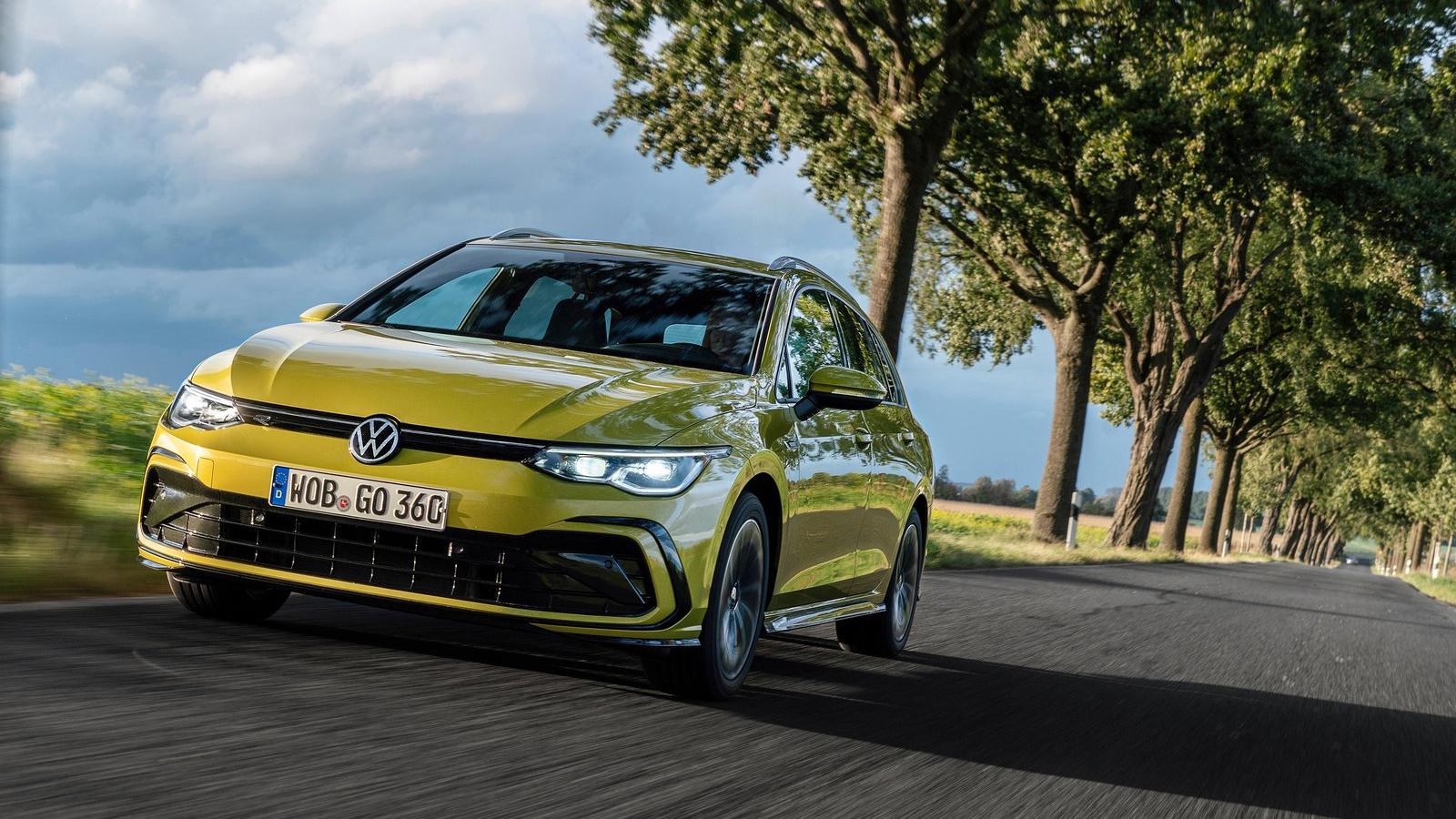 La nouvelle Volkswagen Golf SW est là