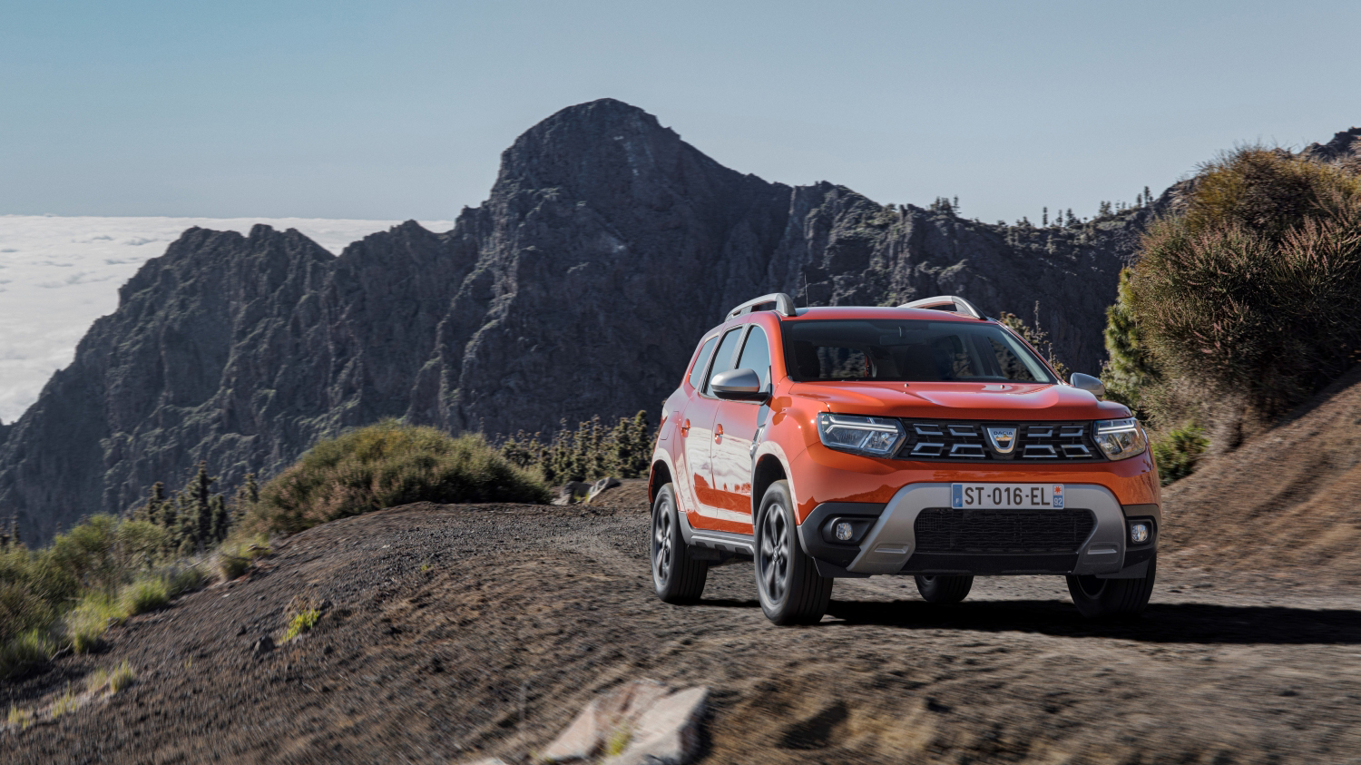 Restylage 2021 pour le Dacia Duster